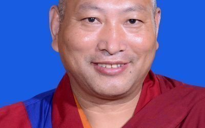 His Holiness the 34th Menri Trizin Rinpoche's North American Tour Schedule