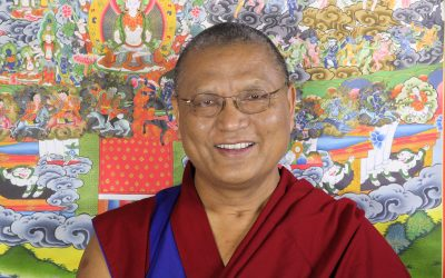 Dzogchen Pith Instructions Retreat with H.E. Menri Ponlop in November