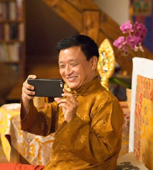 Live Facebook Broadcasts with Tenzin Rinpoche in July and August