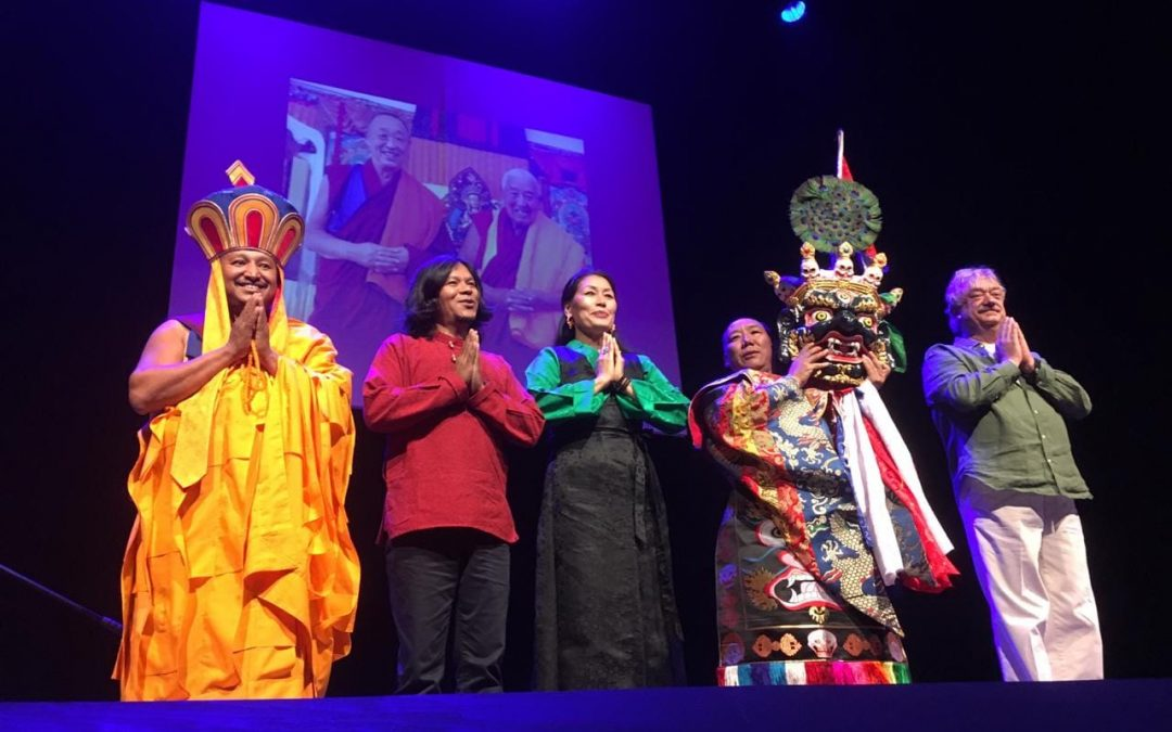 SA LÉ Ö Concert – Una experiencia de meditación y sanación