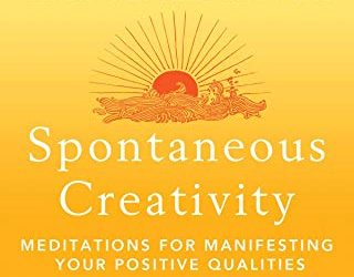 New Audio Book: Spontaneous Creativity