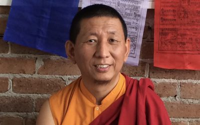 Geshe Denma Visit to Serenity Ridge Ends Early