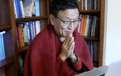 Tenzin Wangyal Rinpoche Plans a Full Schedule of Free Online Broadcasts in June