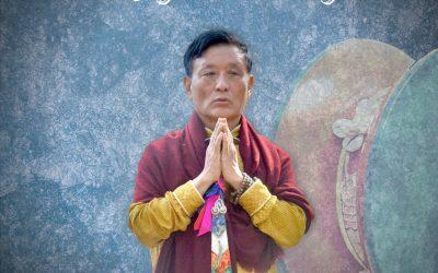 Nuevo Proyecto Musical de Tenzin Wangyal Rinpoche