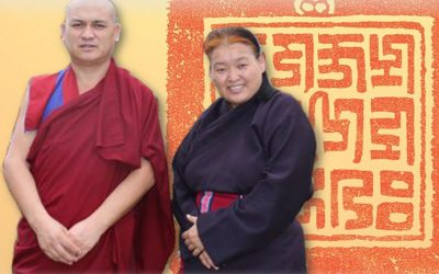 Lishu Teachers Share Spiritual Stories from Zhang Zhung Online