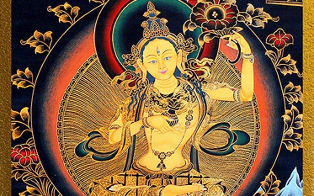 Sherap Chamma: La madre de sabiduría y amor