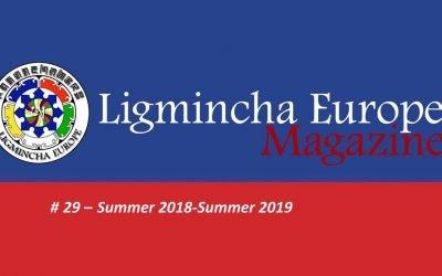Ligmincha Europe Magazine, No. 29 – Summer 2018-Summer 2019
